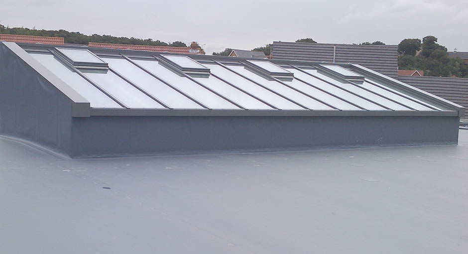 Haran Roofing Services Single Ply Roofing