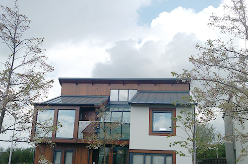 An example of Liquid Coatings and Waterproofing Systems